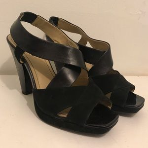 Kenneth Cole Reaction - Sweet Chip strappy pump
